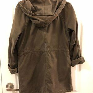 Aritzia Jackets & Coats - Aritzia Community canvas utility jacket